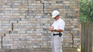 Cracked Wall & Structural Repairin Alexandria